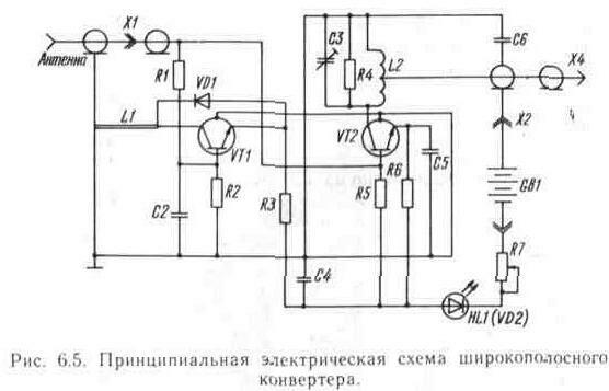 Схема и описание самодельного усилителя мощности низкой частоты